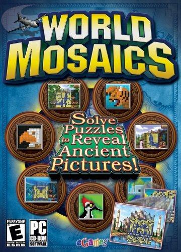 World Mosaics - PC by eGames -