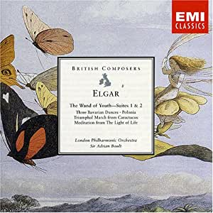 Elgar: The Wand of Youth, Three Bavarian Dances, Polonia, Triumphal March