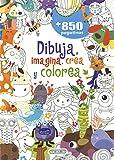 Dibuja,crea colorea 1 (Dibuja,crea,imagina y colorea) (Dibuja,crea,imajina y colorea)