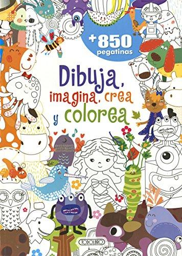 Dibuja,crea colorea 1