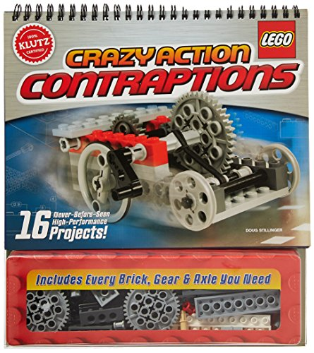Lego: Crazy Action Contraptions (Klutz) por Doug Stillinger
