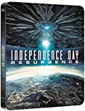 Independence Day: Resurgence Steelbook 3D + 2D Blu Ray [Nordic]