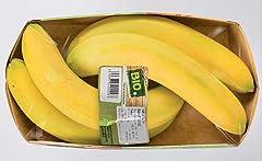 Biologico P&P Bio Banane Faire Trade, 900-1100g
