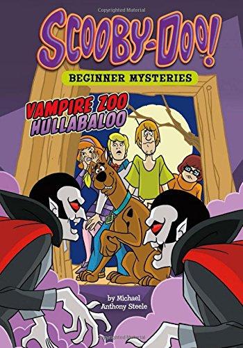 Vampire Zoo Hullabaloo (Scooby-Doo! Beginner Mysteries)