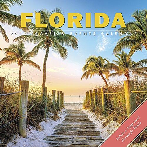 Florida 2019 Calendar