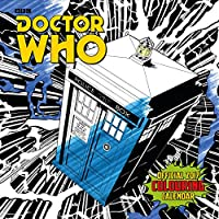 Doctor Who Official 2017 Colouring Calendar - Square 305x305mm Wall Calendar 2017