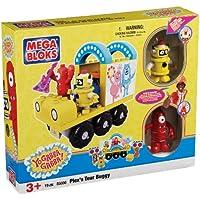Mega Bloks Yo Gabba Gabba Plex's Tour Buggy 19 pieces