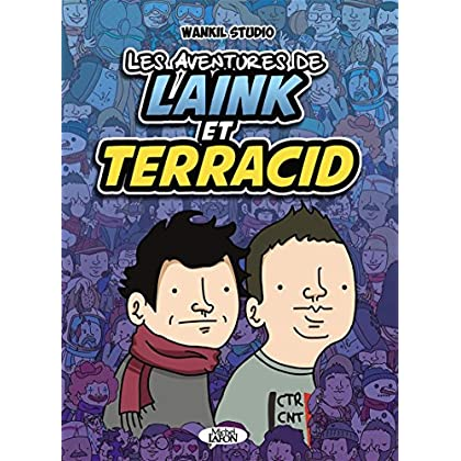 Les aventures de Laink et Terracid - tome 1 (1)