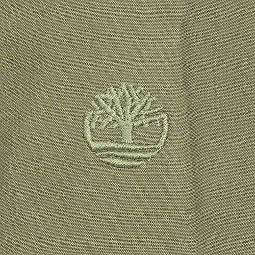 Timberland Clothing Herren Regenmantel HV Mount Pierce Bomb Travertine Khaki