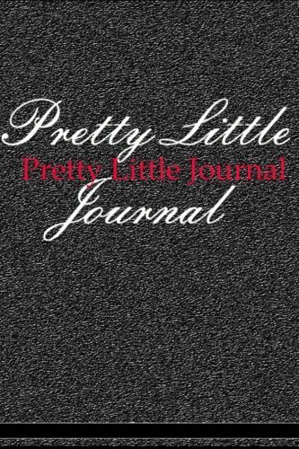 Pretty Little Journal: Blank Journal/Writing Journal by CastleHill Journals (2014-04-24)