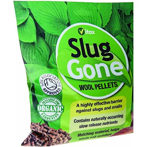Vitax Slug Gone Wool Pellets 1