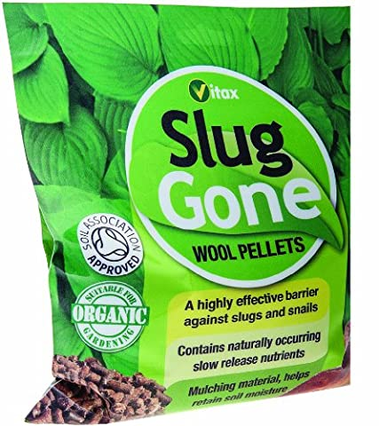 Vitax 1L Slug Gone Natural Wool Barrier