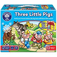 Orchard Toys Three Little Pigs Game