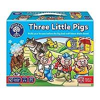 Drei Kleine Schweine Spiel (Anleitung auf Englisch)