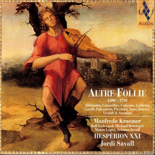 "Sonata ""La Follia"" Op. 1 n. 12..."