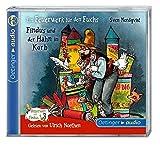 Ein Feuerwerk für den Fuchs/Findus und der Hahn im Korb (CD): Ungekürzte Lesung, neu, 42 Min.