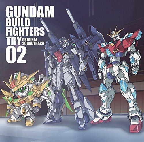 GUNDAM BUILD FIGHTERS TRY ORIGINAL SOUNDTRACK 02 by Asami Tachibana) Animation Soundtrack (Music By Yuuki Hayashi (2015-03-25)