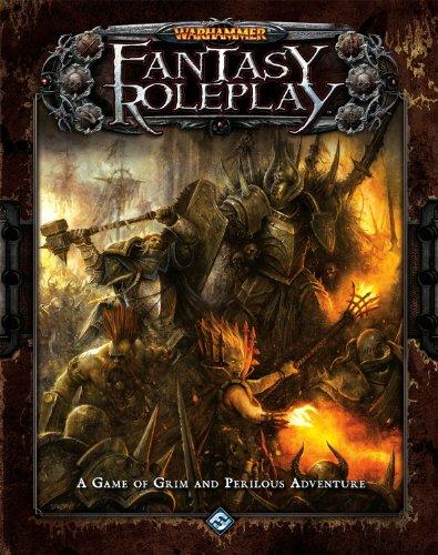 Preisvergleich Produktbild Warhammer Fantasy Roleplay Core Set