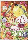 Lutzis Mondkalender kurz 2018 - Andrea Lutzenberger