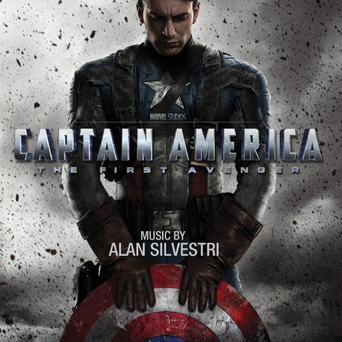 Preisvergleich Produktbild Captain America: First Avenger by Soundtrack