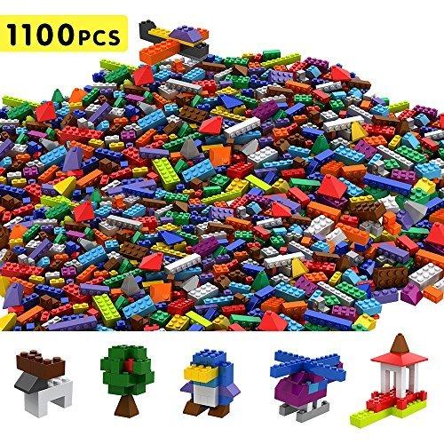 Tumama Juegos construcción Caja Ladrillos creativos