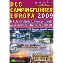 DCC Campingführer Europa 2009