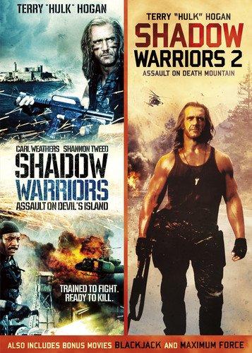 Bild von SHADOW WARRIORS DOUBLE FEATURE - SHADOW WARRIORS DOUBLE FEATURE (1 DVD)