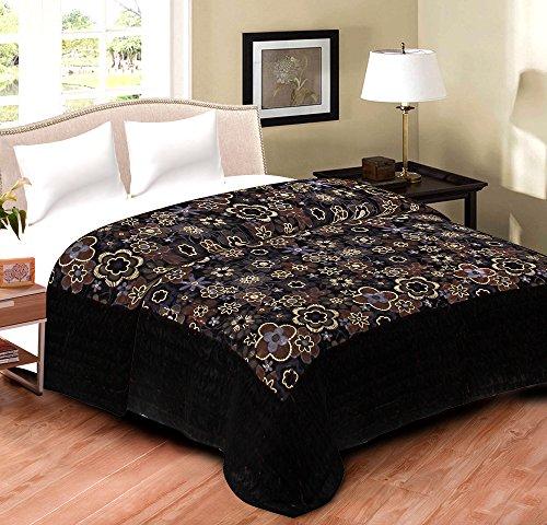 Spangle Exclusive Jaipuri Velvet Rajai - Double Bed