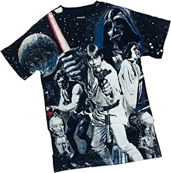 War Of Wars All-Over Print -- Star Wars T-Shirt, XX-Large