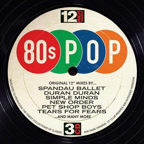 12 Inch Dance 80's Pop Cd Duran Duran
