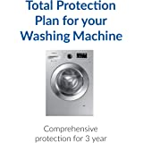 ONE ASSIST Live Uninterrupted 3 Years Total Appliance Protection Plan for Washing Machine from 5, 000 to 12, 000 No Physical