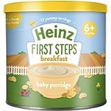 Heinz Baby Tub and Scoop Creamy Oat Porridge, 240 g