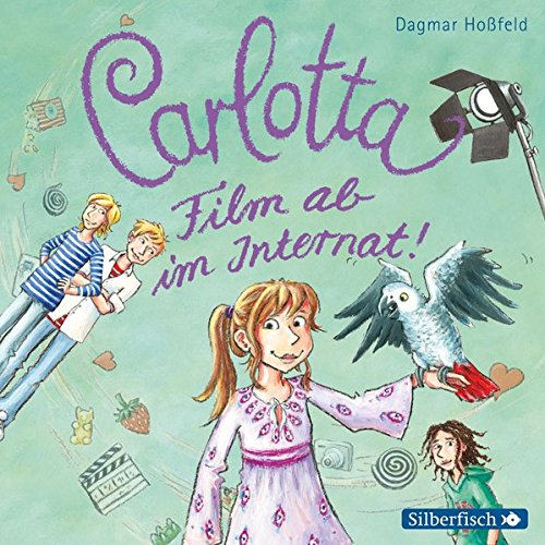 Preisvergleich Produktbild Carlotta, Film ab im Internat!: 2 CDs