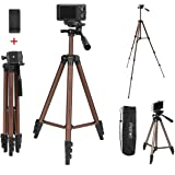 Photron Stedy 420 Tripod 50 Inch with Mobile Holder for Smart Phone, Camera, Mobile Phone | Extends to 1240mm (4 Feet…