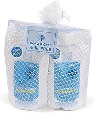 Godrej Protekt Refill Pouch Masterblaster Handwash - 720ml (Buy 3 Get 1 Free)