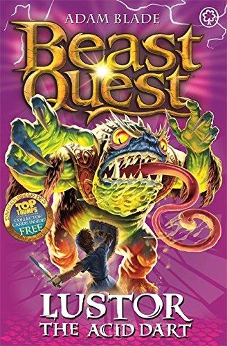 57: Lustor the Acid Dart (Beast Quest)