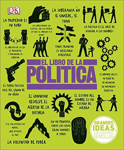 El Libro de la Política (Big Ideas Simply Explained)