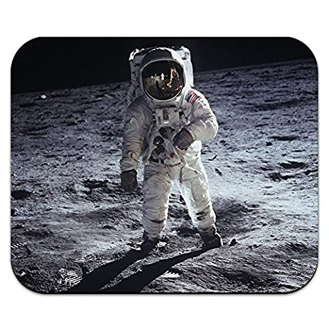Apollo 11 Moon Landing - Astronaut Space Mouse Pad Mousepad