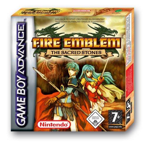 Fire Emblem - The Sacred Stones (Fire Ds-spiele Emblem)