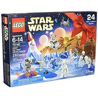 LEGO Star Wars Calendario de Adviento – Juegos de construcción (Niño