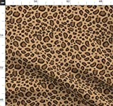 Leopard, Leopardenmuster, Animal Print, Tierhaut Stoffe -
