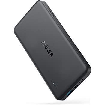 Anker Power Bank PowerCore II Slim 10000 Batteria Esterna Ultra Sottile per Smartphone Android, iPhone, Samsung Galaxy e Altro