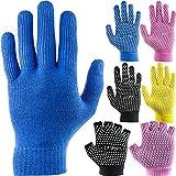 C.P. Sports Reithandschuhe hochwertig gestrickte Cross-Training Handschuh, Indoor und Outdoor...