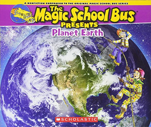 Magic School Bus Presents: Planet Earth (Presents Magic Bus School)