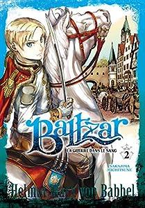 Baltzar - La guerre dans le sang Edition simple Tome 2