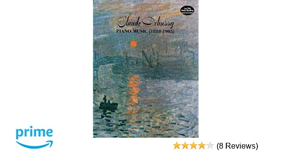 Flight Tracker Claude Debussy Piano Works Volume Iii Paperback Play Piano Sheet Music Book Keyboard & Piano