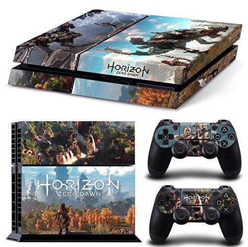 playstation-4-2-controller-aufkleber-schutzfolie-set-horizon-zero-dawn-1-ps4