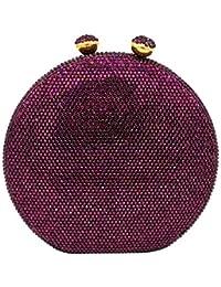 d73b390503d Amazon.es  bolsas redondas - Carteras de mano y clutches   Bolsos ...