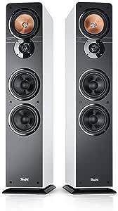 Teufel Ultima Center diffusore audio centrale nero