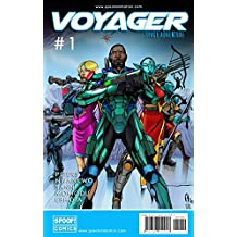 Voyager: Space Adventure (English Edition)